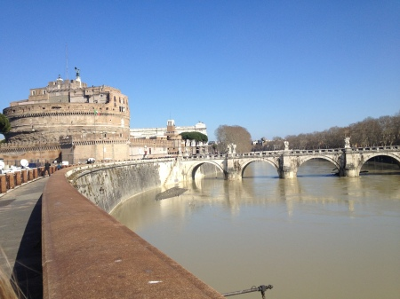 Castel Sant Angelo and Pont Sant Angelo