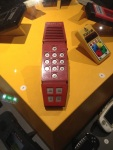MERLIN!! Seeing this battery operated gadget brought back fleeting memories of childhood. (at the Tekniska Museet)