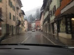 And safe....driving back to Milan.