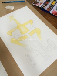 tricycle giraffeIMG_4463
