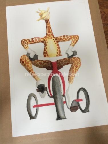 tricycle giraffeIMG_4471