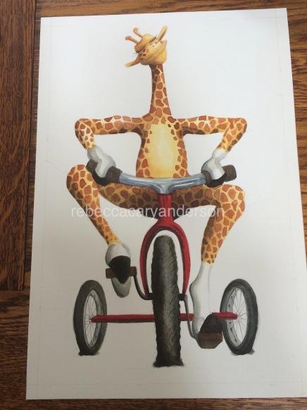 tricycle giraffeIMG_4517